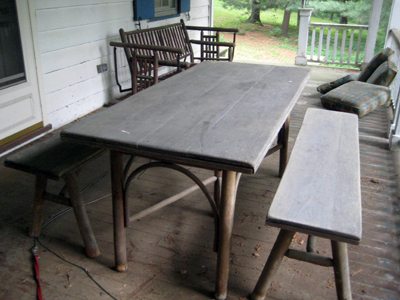 Hickory Wood Furniture Hickory Sapling Furniture
